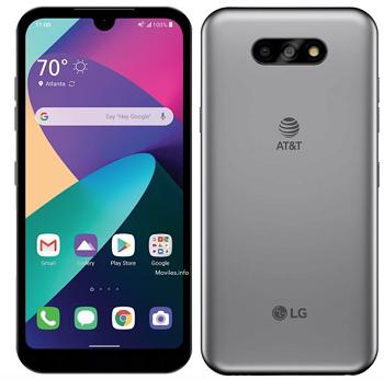 LG Phoenix 5 16GB Silver New
