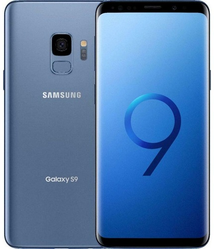 Samsung G960u 64GB S9 Blue