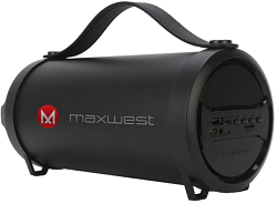 Maxwest Bluetooth Speaker BT2 Black
