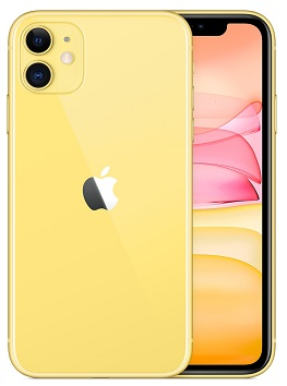 iPhone 11 64GB GSM Yellow A Stock