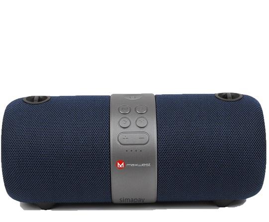 Maxwest Bluetooth Speaker BT11 Blue