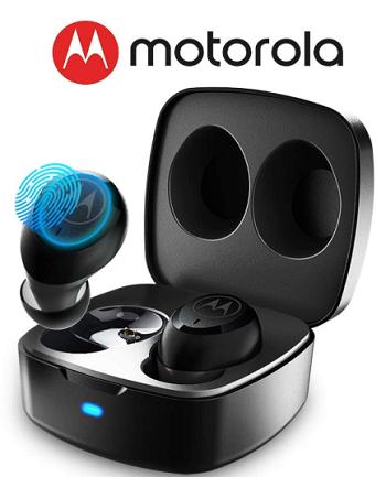 Motorola VerveBuds 100 Black