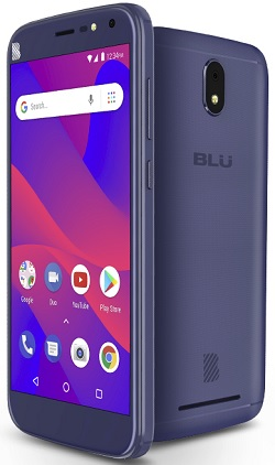 BLU C0030UU 16GB C6 L Blue - New