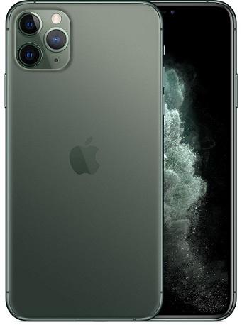 iPhone 11 Pro Max 64GB Green B Stock
