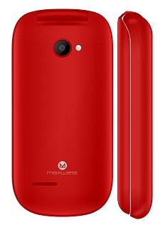 Maxwest Uno Flip 2G Red - New