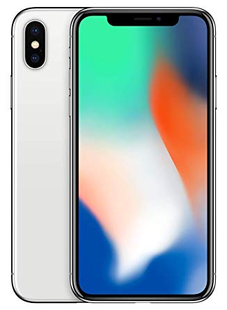 iPhone X 256GB GSM Silver