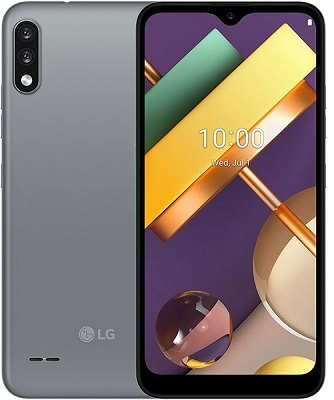 LG K22 Plus 64GB Titanium New + FREE Case