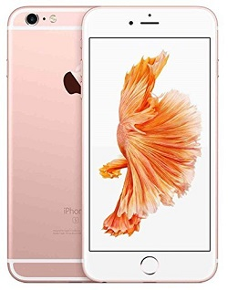 iPhone6s 64GB Rose