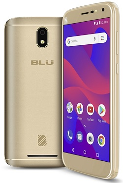 BLU C0030UU 16GB C6L Gold - New