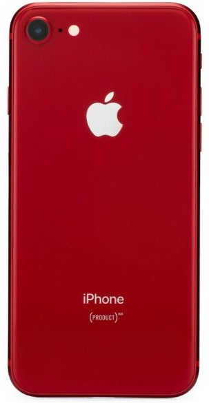 IPHONE8 256GB VZW RED  A