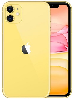 iPhone 11 256GB VZW Yellow A Stock