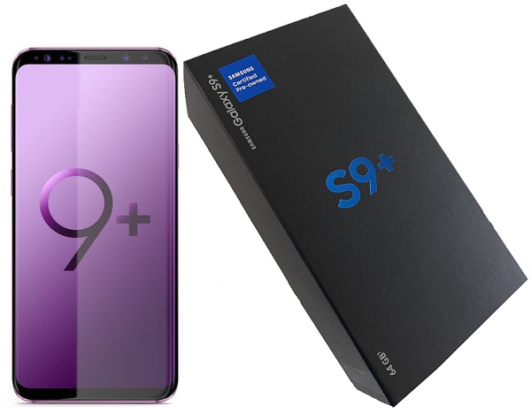 Samsung S9+ G965u 64gb Purple