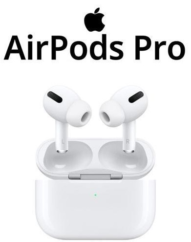 Apple AirPods Pro in OEM Box - A Stock