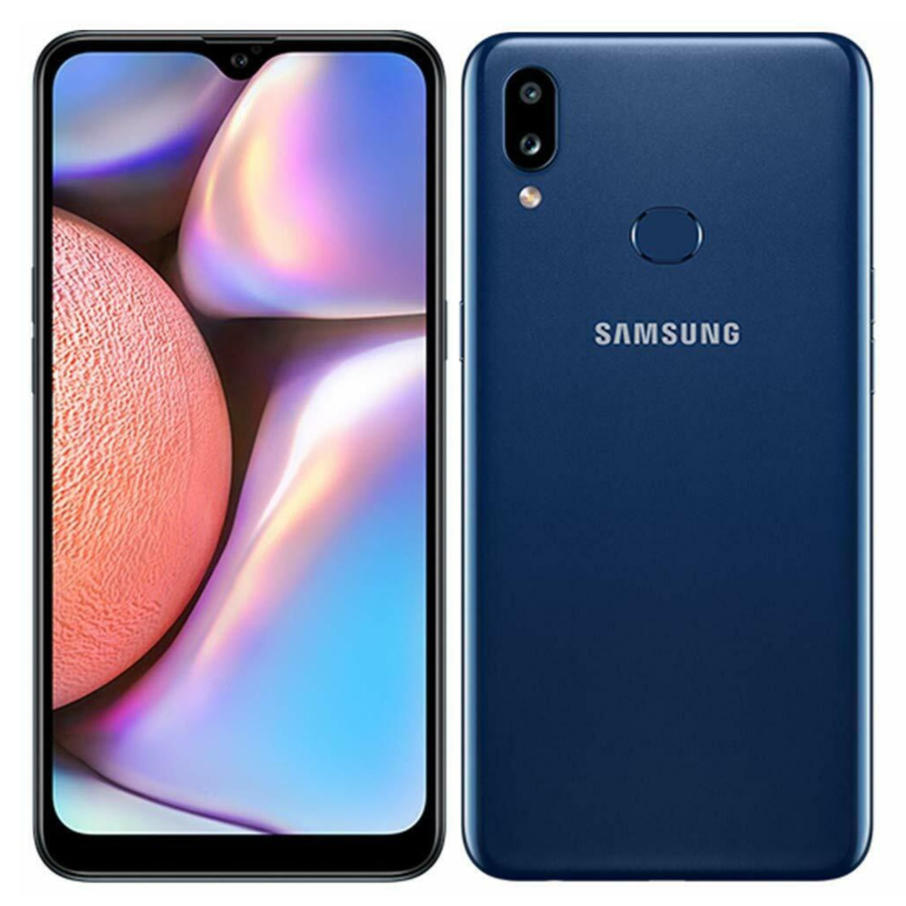 Samsung  A10s |A107mds 32GB Blue - New