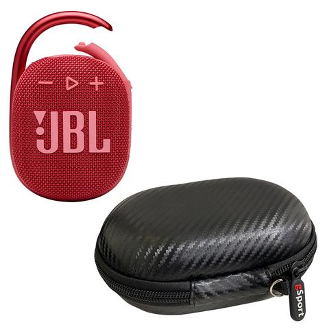 Speaker JBL Clip4 Portable Speaker Red