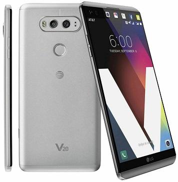 LG H910a 64GB V20 Silver