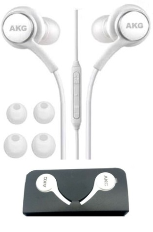 Samsung 3.5mm Earphones Tuned by AKG, White