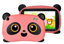 Maxwest Panda7 Wifi Tablet Pink