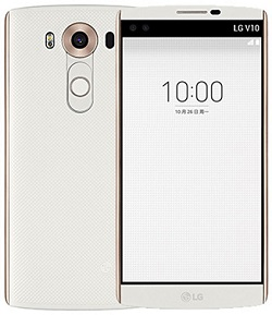 LG VS990 64GB V10 White