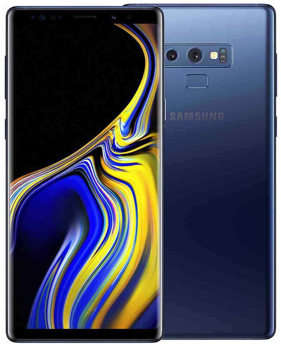Samsung N960U 128gb Note 9 - Blue