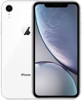 iPhone XR 128GB VZW White A Stock
