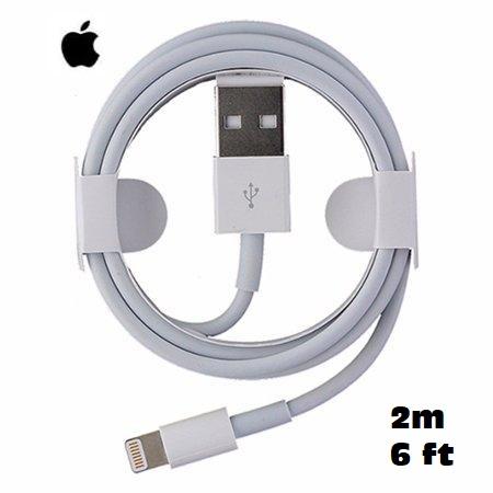 Apple OEM Lighting-USB Cable Bulk - 2m - New