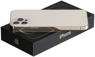 iPhone 12 Pro Max 5G 256GB Gold CPO