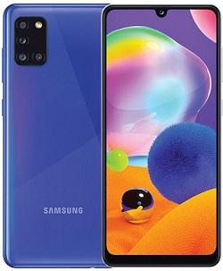 Samsung A315gds 128GB A31 Blue - New
