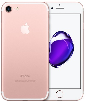 iPhone 7 32GB Rose Gold VZW
