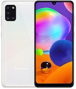 Samsung A315gds 128GB A31 White - New