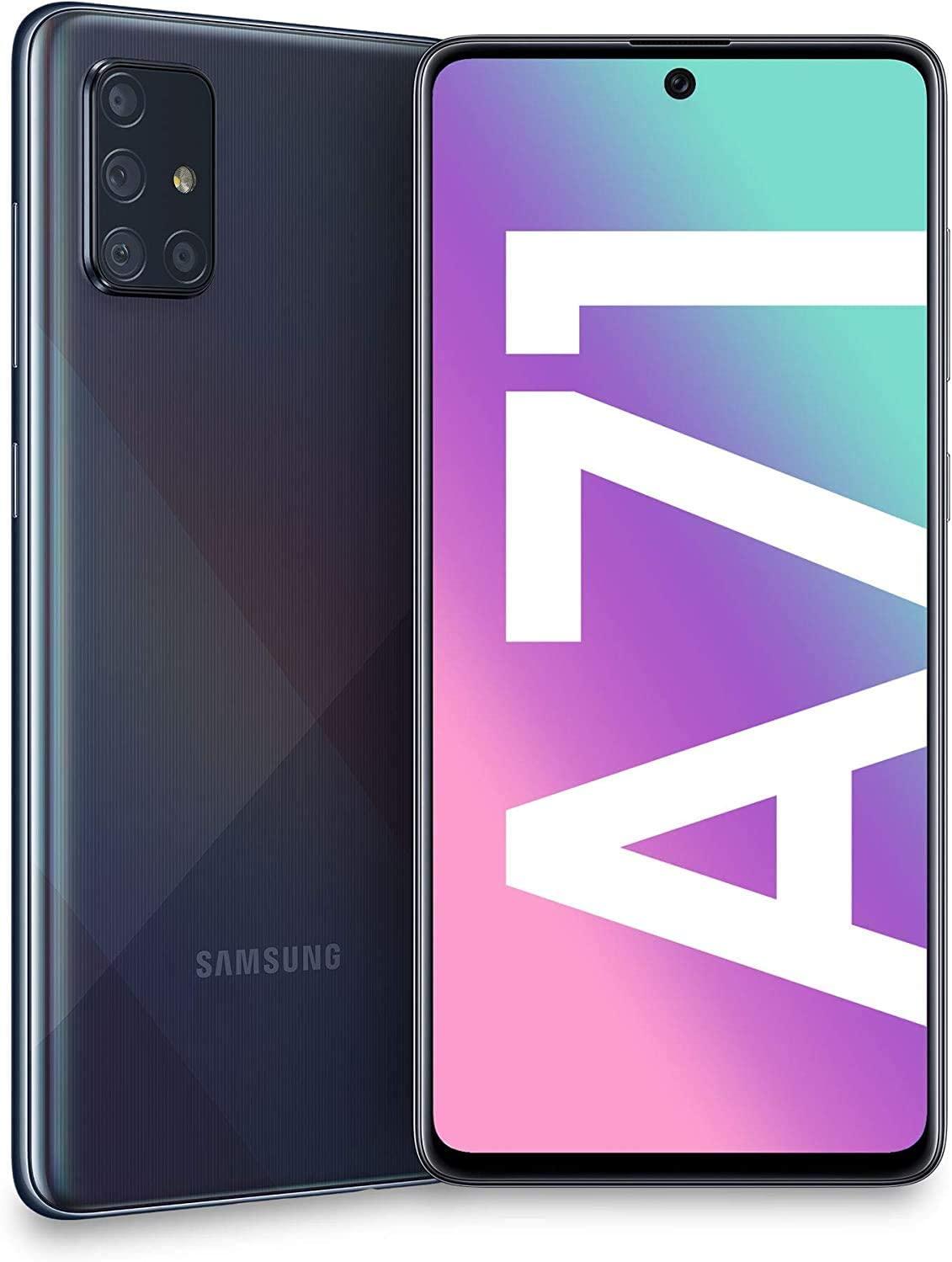 Samsung A71 128GB Black (A-|B+ Stock)