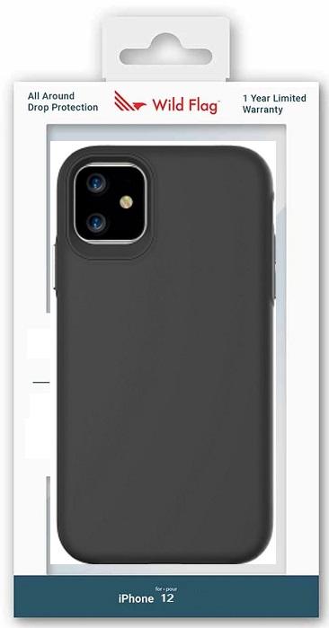 WildFlag Case for iPhone 12 Mini Black