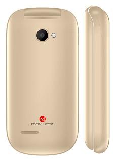 Maxwest Uno Flip 2G Gold - New