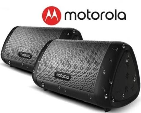 Motorola Speaker Sonic Sub630 Bass Twin