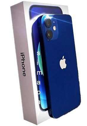 iPhone 12 Mini 5G 64GB Blue | CPO