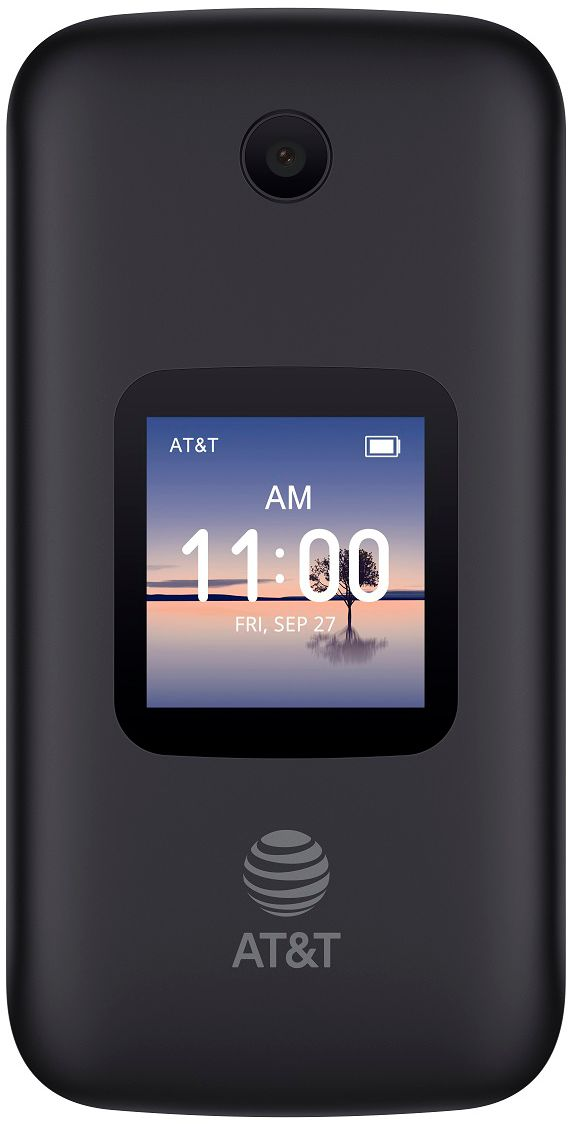 Alcatel 4052r SmartFlip 4G Black
