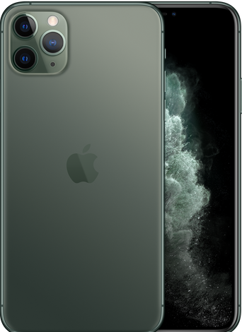 iPhone 11 Pro Max 256GB Green A Stock