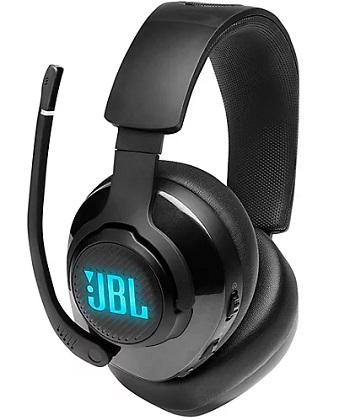 JBL Quantum 400 | Wired Gaming Headset Black