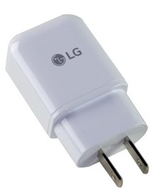 LG OEM V01WR Travel Charger 1.2A - Bulk