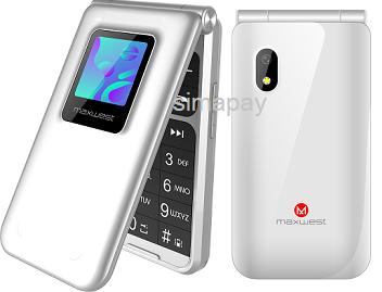 Maxwest Neo Flip LTE Silver New