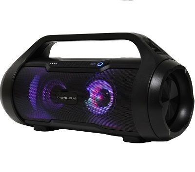 Maxwest Bluetooth Speaker BT-4 Black