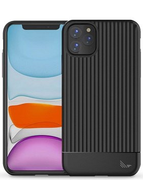 WildFlag iPhone11 Pro Ridge Case - Black