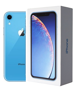 iPhone XR 128GB VZW Blue New in OEM Box