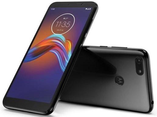 Motorola e6 Play XT2029-1 32GB Black New + FREE Case