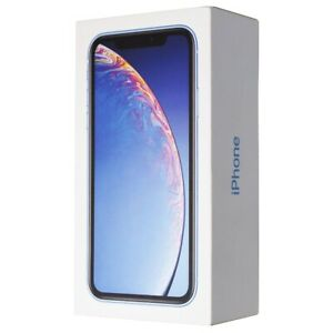 iPhone XR 64GB VZW Blue New in OEM Box