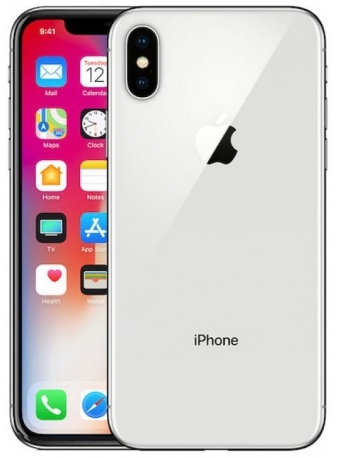 iPHONE X 64GB VZW Silver