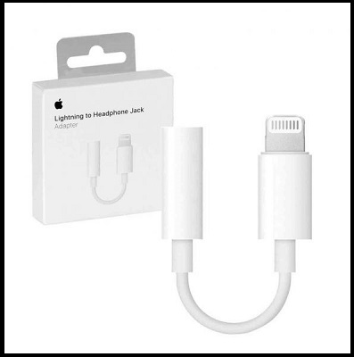 Apple A1749 Adapter Lightning to Headphone Jack