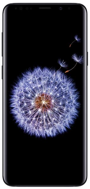 Samsung G965U 64gb S9+ Black