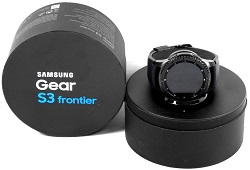 Samsung Gear S3 Black