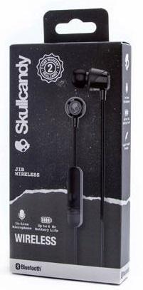 SkullCandy JIB Stereo Bluetooth Black